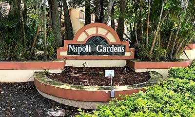 Napoli Gardens, 1