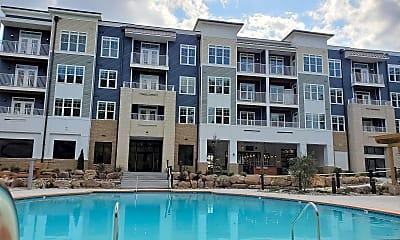 Pool, 3800 Acqua Apartments, 1