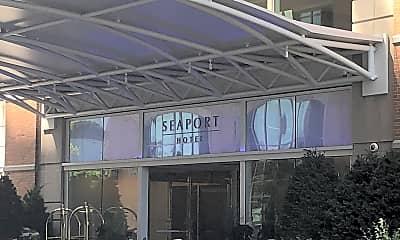 The Seaport Hotel, 1