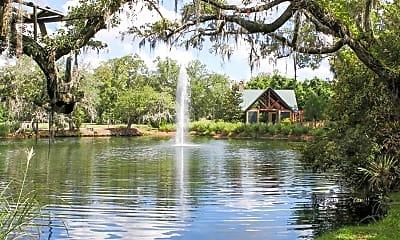 Lake, Summer's Bend, 1
