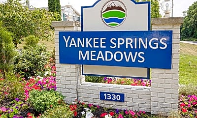 Community Signage, Yankee Springs, 0