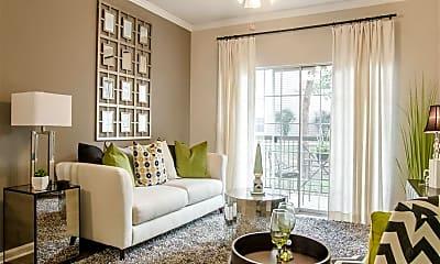 Living Room, Harpeth River Oaks, 0