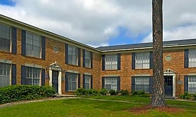 Building, Wesleyan Gardens Apartment Homes, 0