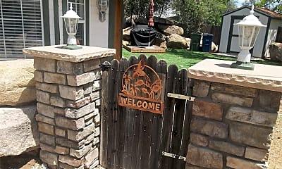 Community Signage, 301 Remington Trail, 1