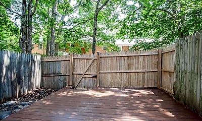 Patio / Deck, 6607 Burlington Pl 6607, 2