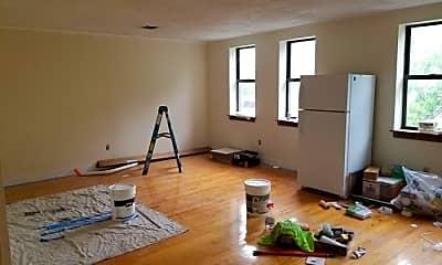 Living Room, 110 Riverway, 2