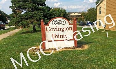 Community Signage, 1558 E 125th St Apt B, 2