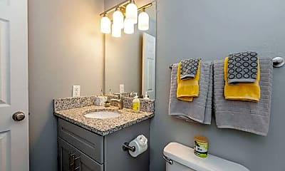 Bathroom, 8509 N Cosby Ave, 1