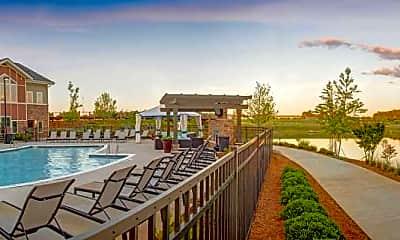Pool, LangTree Lake Norman Apartments, 0