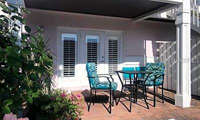Patio / Deck, 5164 Beach Dr SE B, 1