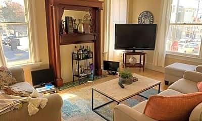 Living Room, 1762 Larkin St, 0