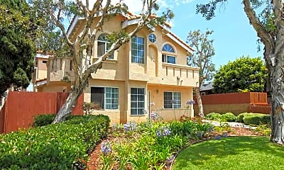 Building, Pacific Beach Townhomes, 1