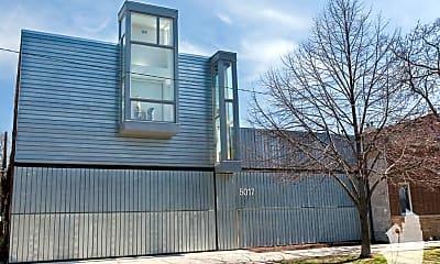Building, 5017 N Ravenswood Ave, 1