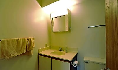 Bathroom, Smith Apartments, 2