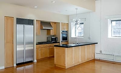 Kitchen, 28 Laight St 1-B, 1