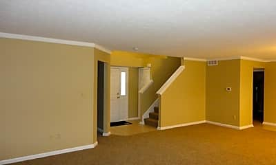 Living Room, 6843 N Galveston Drive, 1