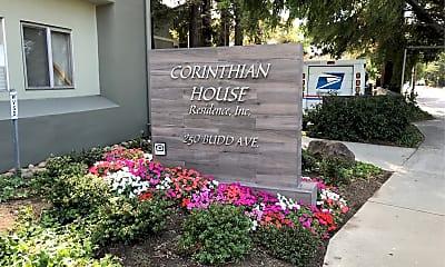 Corinthian House Residence, 1