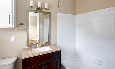 Bathroom, The Townes at Bishops Park, 2