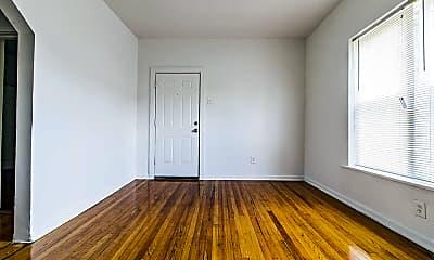 Living Room, 3650 W 18th St, 1