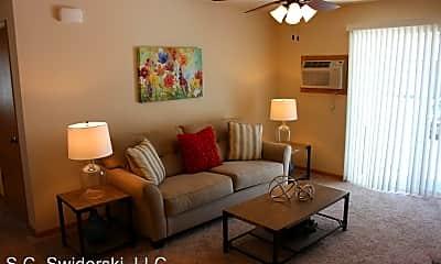 Living Room, Mill Street Estates, 2