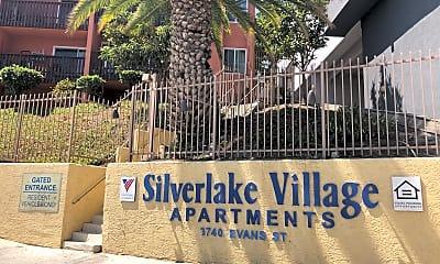 Silverlake Village Apartments, 1