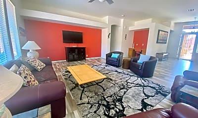 Living Room, 2727 S Drexel, 2