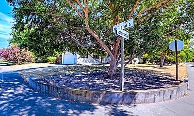 Community Signage, 6110 Longmont Way, 2