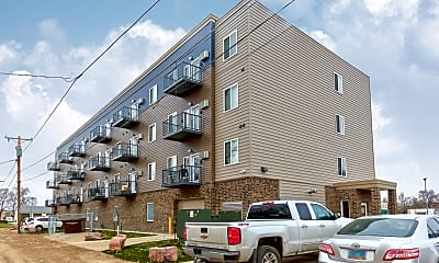 Building, Harper Heights Independent Senior Living Apartments, 2