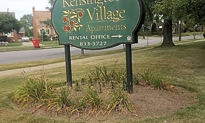 Kensington Village Apartments, 1