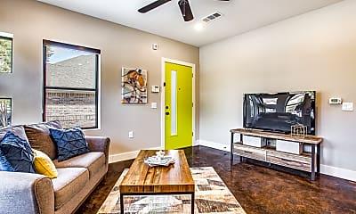 Living Room, 3129 Waits Ave, 1