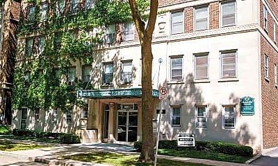 Building, Marshall Hall, 0