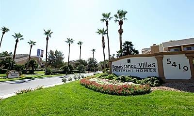 Community Signage, Renaissance Villas Apartment Homes, 0