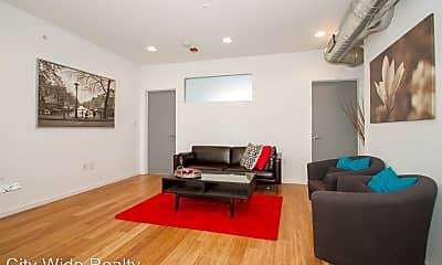 Living Room, 457 E Girard Ave, 1