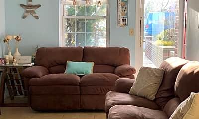 Living Room, 401 E Beech St, 0