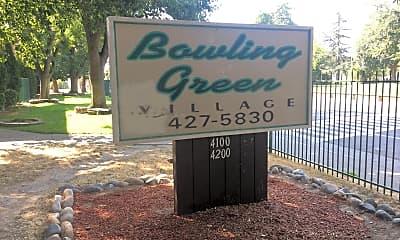 Bowling Green Village, 1