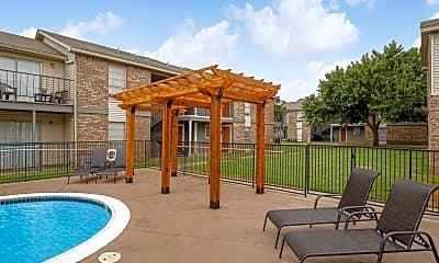 Pool, Broadmoor 24, 2