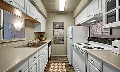 Kitchen, Brookwood Village, 0