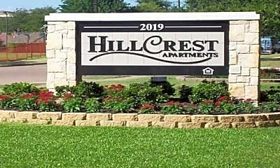 Hillcrest - Mesquite, 1
