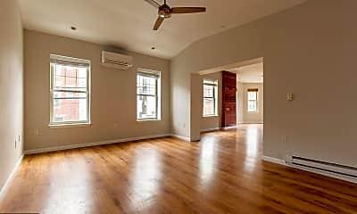 Living Room, 1839 Poplar St 2B, 0