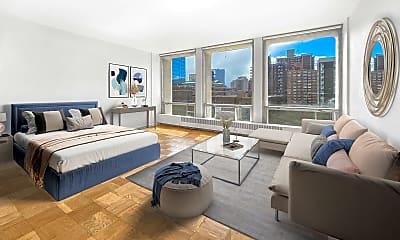 Living Room, 343 E 30th St 7-H, 0