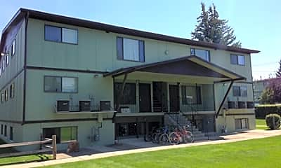 Building, Almanor Apartments, 2