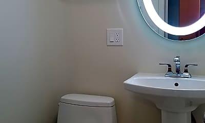 Bathroom, Arlington and Orchard, 2