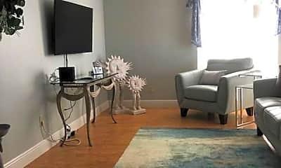 Living Room, 876 Gulf Pavillion Dr 206, 0