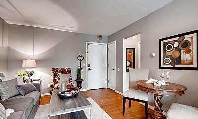 Living Room, NE Flats, 0