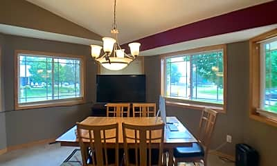 Dining Room, 2345 Birch St W, 1
