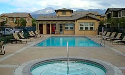 Pool, The Bungalows, 1