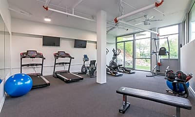 Fitness Weight Room, 250 Central Ave, 2