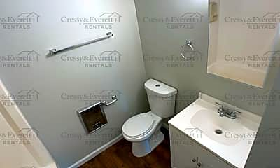 Bathroom, 510 S 3rd St, 2