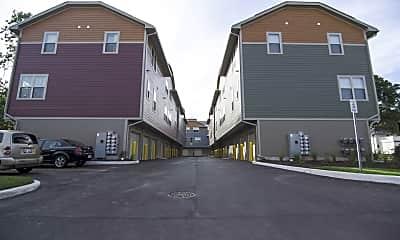 Building, 1122 Beech St, 0