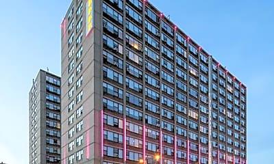 Building, Apartments At 1220, 0